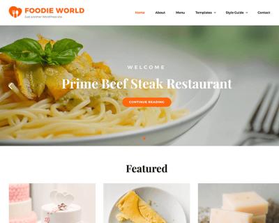 Foodie World