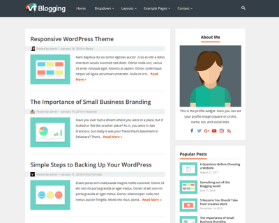 VT Blogging